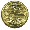 50 рублей 1996 года 300-летие Российского флота