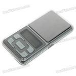 Портативные цифровые весы Pocket — 500g/0.1g (2 * AAA)